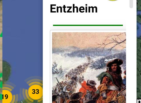 The Battle of Entzheim