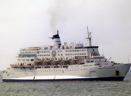 3 February 2006 - Sinking of the MS al-Salam Boccaccio 98 - loss of over 1,000 souls #maritimehistor