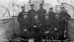 Royal Marines & Royal Navy capture Salif in the Yemen 1917