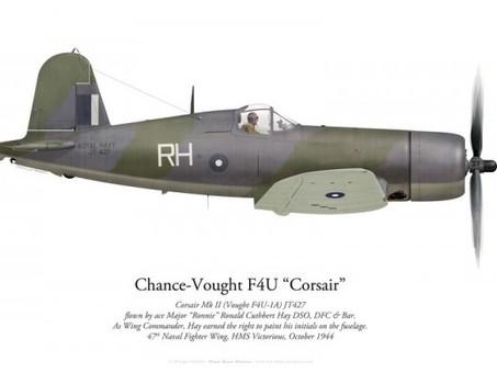 RM Fighter Ace - Battle of Britain Pilot - Ronald Cuthbert Hay