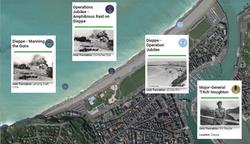 Operation Jubilee - Amphibious Raid on Dieppe - 19th August 1942