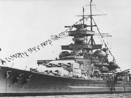 Sinking of the Scharnhorst