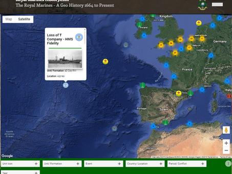Loss of T Company - HMS Fidelity