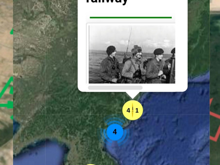 41 CDO - North Korea - Raid on East Coast Railway