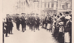 Defence of Antwerp 1914