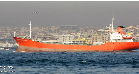 West Africa: Possible Mother-Vessel