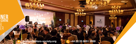 Sailors' Society Dinner, India @SailorsSociety #shipping