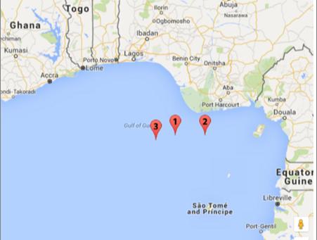 MTISC Alerts Gulf of Guinea Piracy Alert