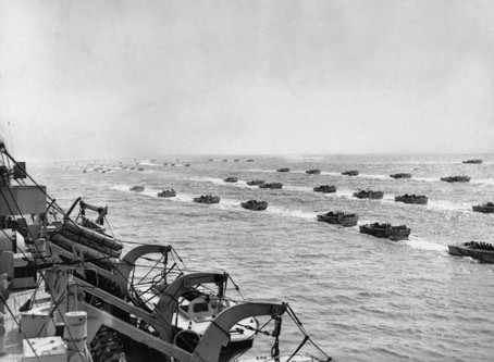 The LCA (Landing Craft Assault) - Norway to Aden #LandingCraft #RoyalMarines