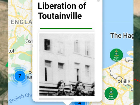Liberation of Toutainville