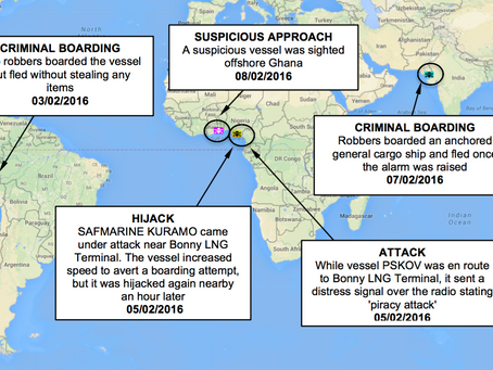 ASKET Maritime and Security Update 35, 11th Feb 16