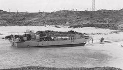 The Loss of Royal Marines Landing Craft -  LCU F4 - Falklands 8th June 1982