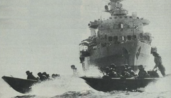 SAS Raid on Cortley Ridge - Supported by SBS and 1st Raiding Squadron