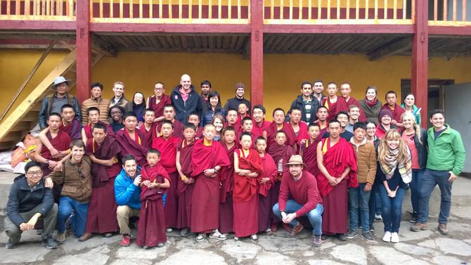 Tibet Pengyou 朋友 Program