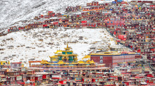 What can we expect in Kangding?——Introduction to Larung Gar Five Sciences Buddhist Academy