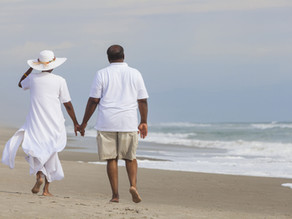 Age Gap between Genders in Relationship