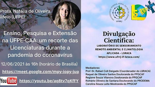 Profa. Natália de Oliveira Melo (UFPE).j