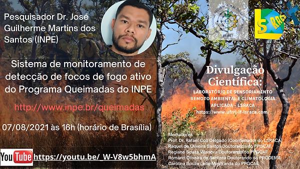 Pesquisador Dr José Guilherme Martins do