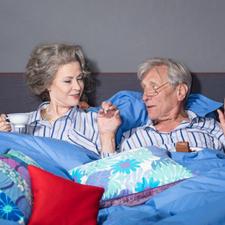 Schlafzimmergäste