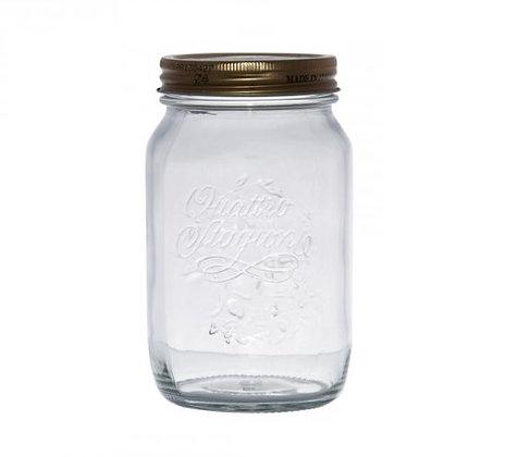 "Vase esprit ""Mason Jar"""
