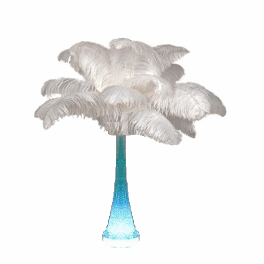 Soliflore, plume, led
