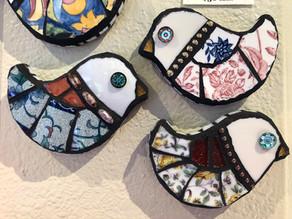 Sandi Nelsen - Mosaics