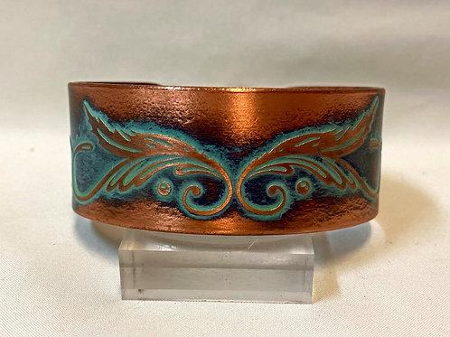 Copper Cuff Bracelets