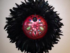 Bonnie Delaney - Gourd Art
