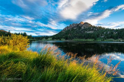 207 Early Morning at Lily Lake