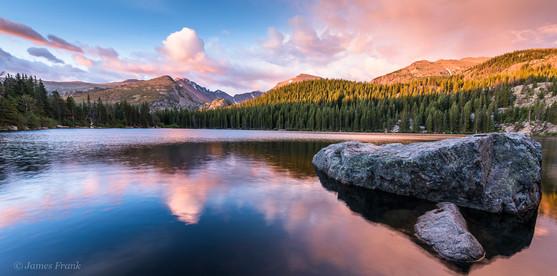 297 Colorful Morning at Bear Lake