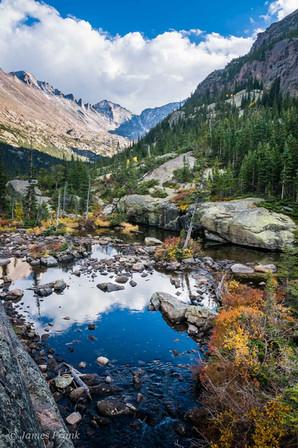 294 Autumn Afternoon Glacier Creek