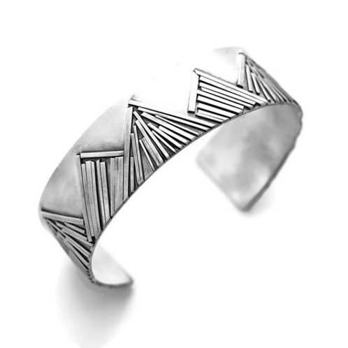 Mountain Cuff Bracelet