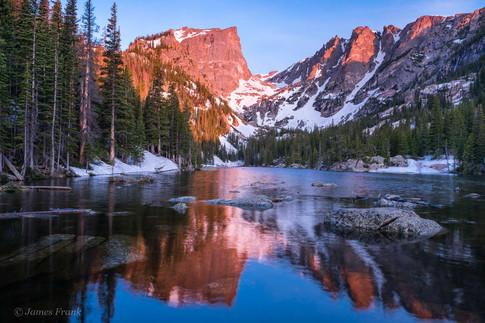 316 Spring Morning Dream Lake