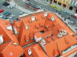 Крыши из керамической черепицы