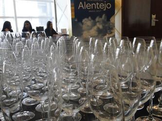Degustação anual de vinhos do Alentejo 2017