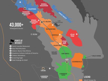 Califórnia: Parte II - Napa Valley