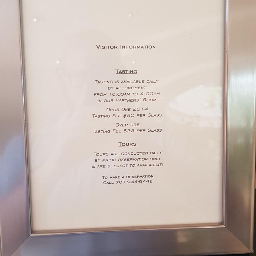 Opus One Maio 2018