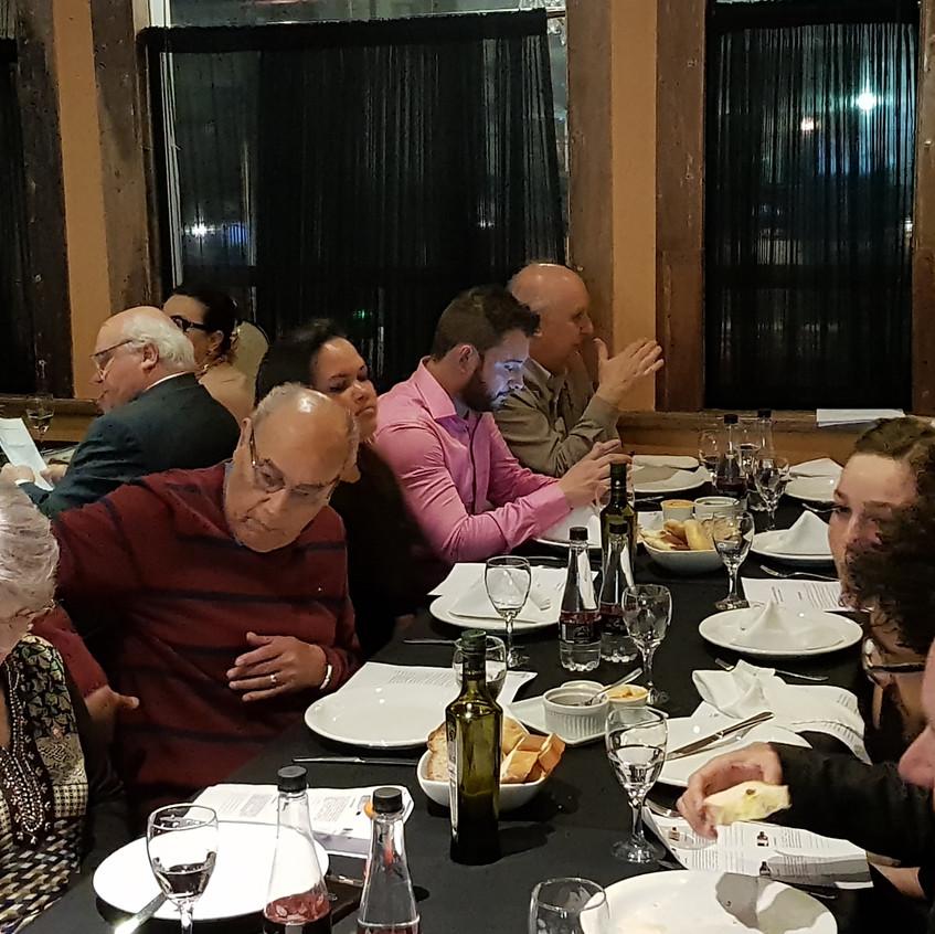 Degustação de vinhos israelenses