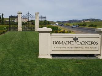 Vinícolas da Califórnia: Domaine Carneros by Taittinger