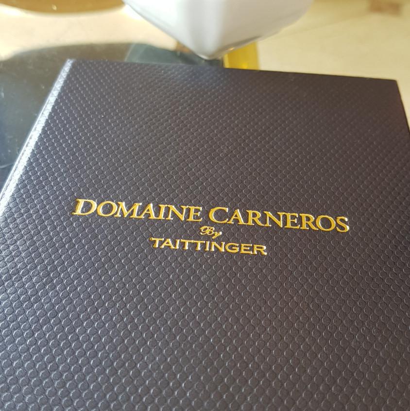 Domaine Carneros by Tattinger