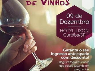 Encontro de Vinhos - Curitiba 2017