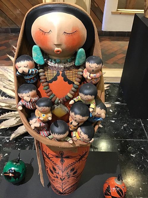 Acoma Storyteller