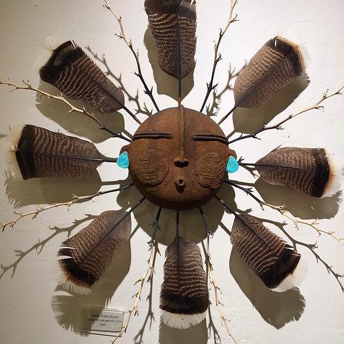 Moche Culture Mask