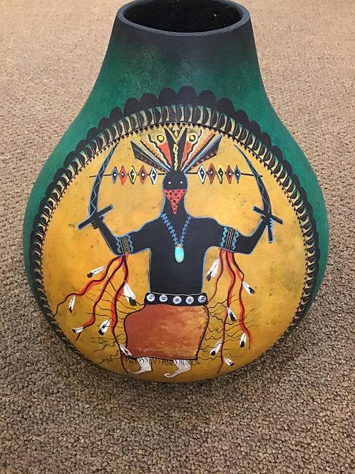 Apache Gan Dancer Pot
