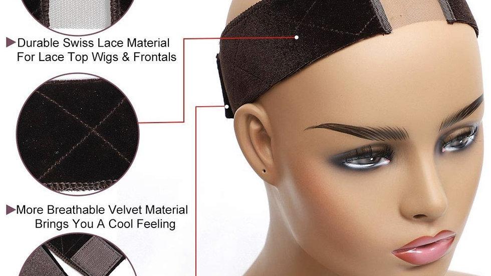 Wig Grip/ edge brush combo pack