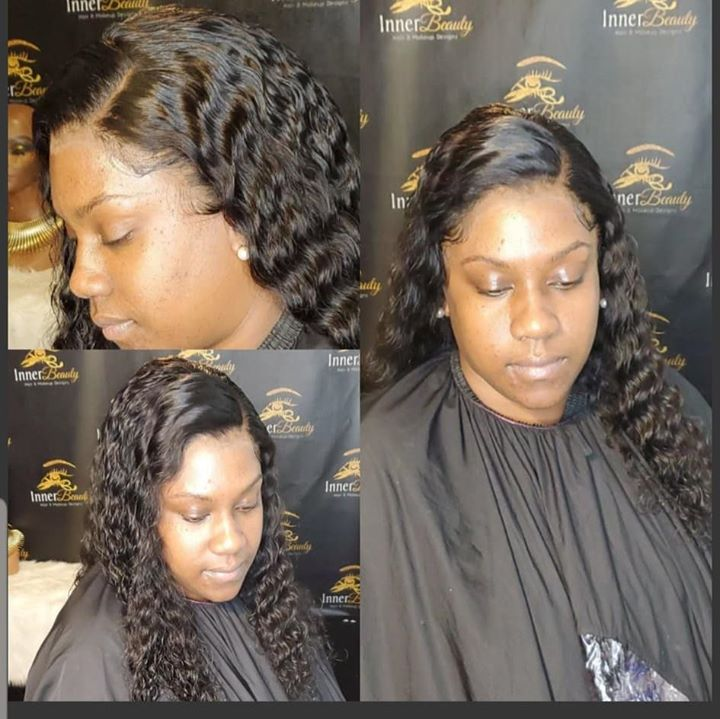 lace frontal unit install