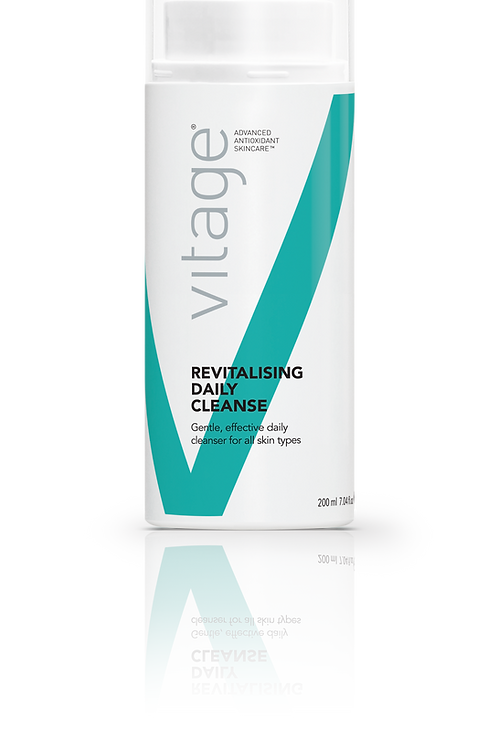 Vitage Revitalising Daily Cleanse 200ml