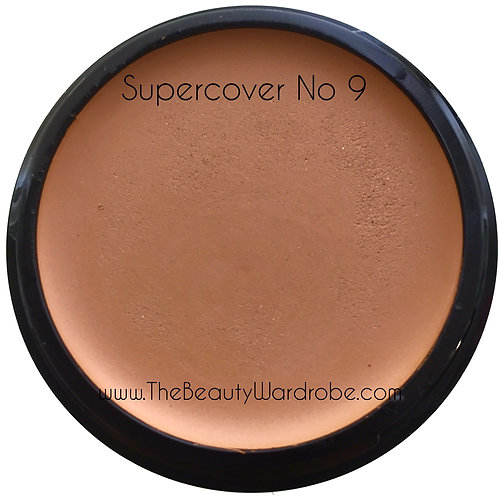 Supercover Tanned Foundations - 24, 09, 14, 25, 37