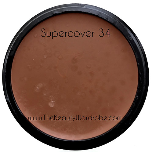 Supercover Dark Foundations - 29, 31, 34, 30, 27