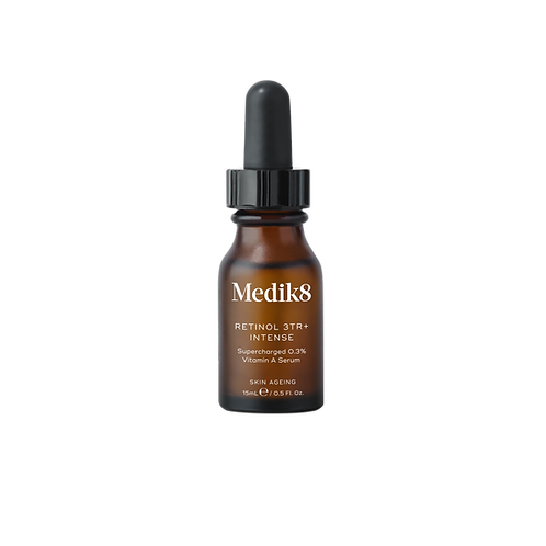Medik8 Retinol 3TR + Intense 15ml-Night Serum (0.3% Retinol)